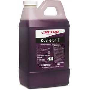 Betco 34147-00 Quat-Stat 67 oz. Cleaner Disinfectant