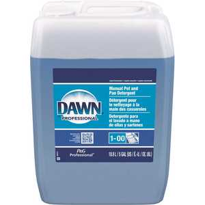 Dawn 003700070681 Professional 5 Gal. Original Scent Manual Pot and Pan Dish Soap
