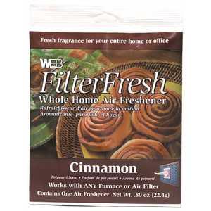 WEB PRODUCTS WCIN Filter Fresh Cinnamon Whole Home Air Freshener