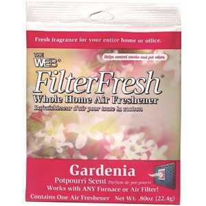 WEB PRODUCTS WGARDENIA Filter Fresh Gardenia Whole Home Air Freshener