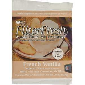 WEB PRODUCTS WVAN Vanilla Filter Fresh Whole Home Air Freshener