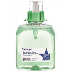 Renown 5163-03-B4W00LG 1250 ml Foam Shower Cleanser Refill