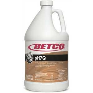 Betco 31604-00 Ph7q 128 oz. pH Disinfectant Detergent and Deodorant