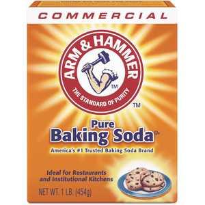 Arm & Hammer CDC3320084104 Baking Soda (1 lb. Box, )
