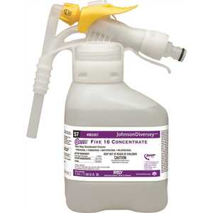 OXIVIR 4963357 0.39 Gal. Concentrated Disinfectant Cleaner