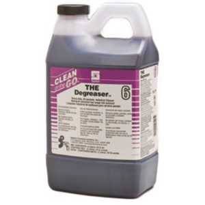 Spartan Chemical 473402 The Degreaser 2 Liter Industrial Degreaser
