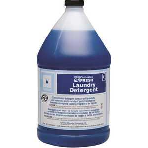 SPARTAN CHEMICAL COMPANY 700304 Clothesline Fresh 1 Gallon Laundry Detergent