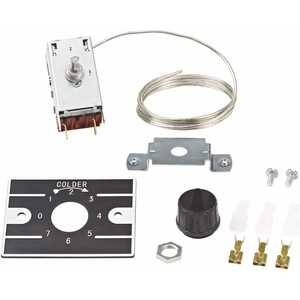 RANCO K50Q-1125-001 Refrigerator Cold Control, 0 Deg. F to 47 Deg. F Range Switch Type Close on Rise, SPST