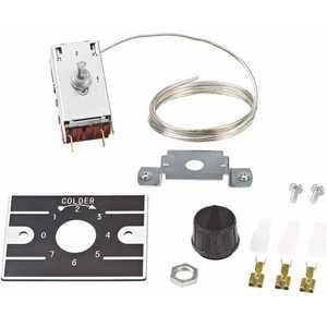 RANCO K50Q-1126-001 Refrigerator Cold Control, -12 Deg. F to 15 Deg. F Range SPST Capillary and Sensing Bulb