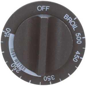 Exact Replacement Parts 3149987 Thermostat Knob, Whirlpool Range, Black