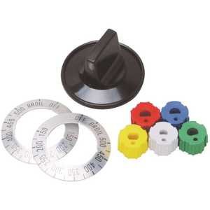 Exact Replacement Parts KN004 Knob Kit, Universal Electric Thermostat