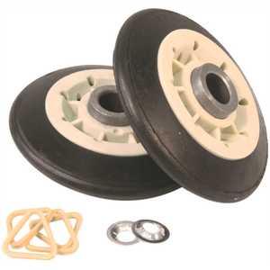 Exact Replacement Parts 349241t Dryer Drum Roller Wheel for whirlpool DE702T