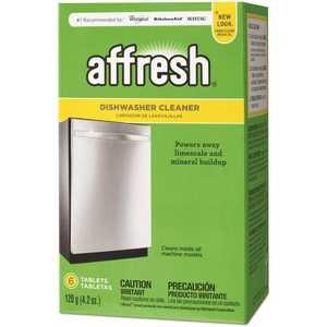 Affresh W10549851 Dishwasher Cleaner Tablets