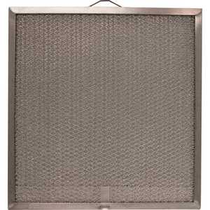 All-Filters G-8558 11.25 in. x 11.75 in. x .34 in. Aluminum Range Hood Filter
