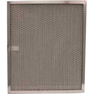 All-Filters G-8222 9.88 in. x 11.69 in. x .34 in. Aluminum Range Hood Filter