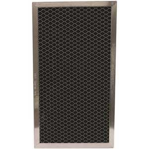 All-Filters C-6265 3.125 in. x 5.25 in. x .34 in. Carbon Range Hood Filter