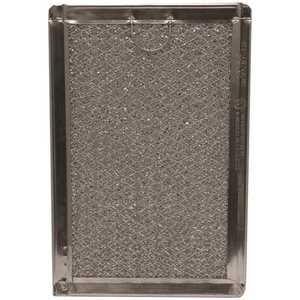 All-Filters G-5012 5.13 in. x 7.63 in. x .09 in. Aluminum Range Hood Filter