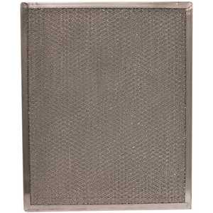 All-Filters G-8518 11-3/8 in. x 14 in. x 3/32 in. Aluminum Range Hood Filter, Replacement Filter For 707929