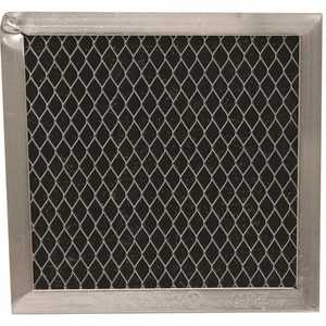All-Filters C-6214 5-1/8 in. x 5-3/8 in. x 3/8 in. Carbon Filter, Replacement Filter For 820623A