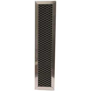 All-Filters C-6162 2-5/8 in. x 11 in. x 3/8 in. Carbon Filter, Replacement Filter For JX81D, WB02X10943