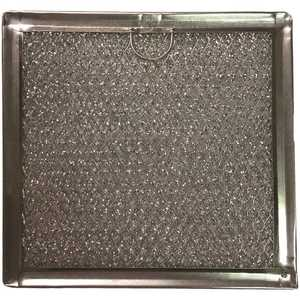 All-Filters G-8178 6-3/8 in. x 6-3/4 in. x 3/32 in. (PT LS) Aluminum Filter, Replacement Filter For Part WB02X11534