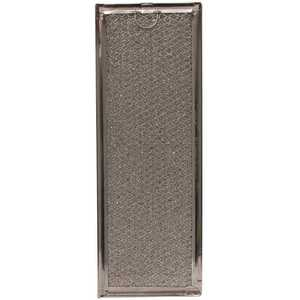 All-Filters G-8102 4-11/16 in. x 13 in. x 1/8 in. (PT SS) Aluminum Filter, Replacement Filter WB06X10288, WB02X1582