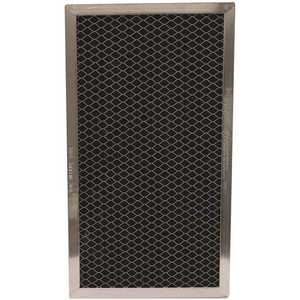 All-Filters C-6202 6-1/8 in. x 11 in. x 3/8 in. Carbon Filter, Replacement Filter For Part WB2X9883, JX81A