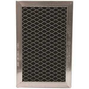 All-Filters C-6209 3-7/8 in. x 6-1/8 in. x 3/8 in. Carbon Filter, Replacement Filter For WB06X10823, WB02X11124