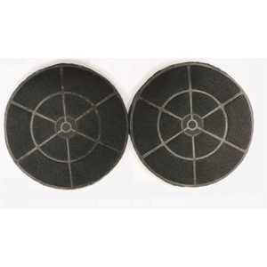 Winflo WRHF004S2 Range Hood Carbon/Charcoal Filters for Non-Ducted Recirculating Installation and Replacement