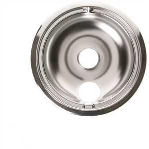 GE WB31M15-6PK 8 in. Electric Range Chrome Burner Bowl