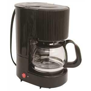 RDI-USA INC COFF-MK4 RDI-USA 4-cup coffee maker with carafe in black