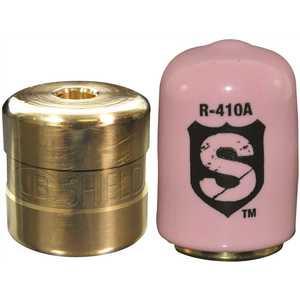 JB INDUSTRIES SHLD-P4 Shield R-410 Locking Cap, Pink