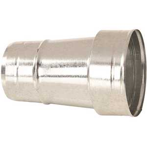 Master Flow R8X6 8 in. to 6 in. Round Reducer