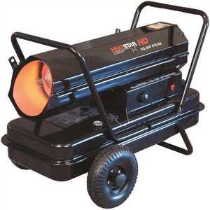 Heatstar F170325 125,000 BTU Heavy Duty Forced Air Kerosene Portable Heater
