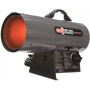 Dyna-Glo RMC-FA60DGD 30K-60K BTU LP Forced Air Propane Portable Heater