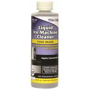 National Brand Alternative 4207-47 Liquid Ice Machine Cleaner, 13.2 Oz., 12-Per CS