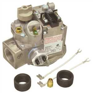 Robertshaw 700-059 Gas Valve, Slow Opening, 720,000 BTUH 24-Volt Coil Natural Gas Inlet Size 1 in