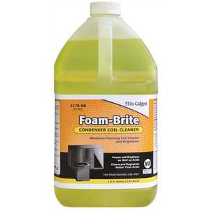 National Brand Alternative 4178-08 Foam-Brite Coil Cleaner