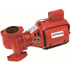 Armstrong Pumps 174031MF-013 S-25 1/12 HP Cast Iron Circulator Pump with Impeller