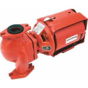 Armstrong Pumps 174034MF-013 H-32 MF CI 1/6 HP Cast Iron Circulator Pump