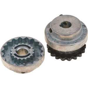 Armstrong Pumps 807436-001 1/2 in. x 1/2 in. Circulator Pump Coupler Flex Type