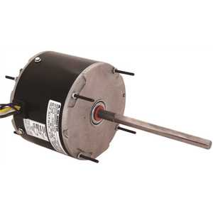 Century ORM5459BF ORM5459BF 4-IN-1 HEATMASTER CONDENSER FAN MOTOR, 5-5/8 IN., 208 - 230 VOLTS, 3.6 AMPS, 1/2 - 1/5 HP, 1,075 RP