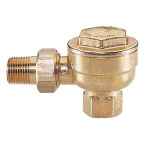 Bell & Gossett SX-0463208 HOFFMAN 17C THERMOSTATIC STEAM TRAP 1/2 IN. ANGLE