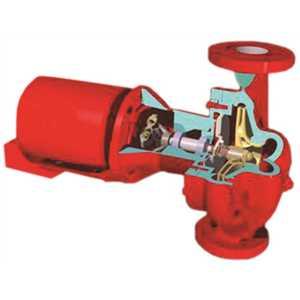 Bell & Gossett SX-0463117 SERIES 60 BOOSTER PUMP 604S 115/230V