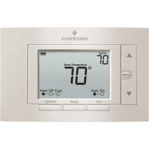 Emerson 1F85U-22NP Digital Non-Programmable Thermostat