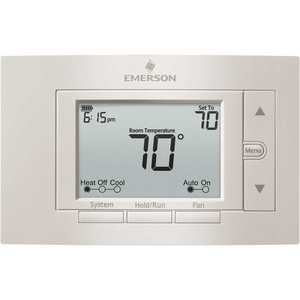 Emerson 1F85U-22PR 7-Day Programmable Thermostat