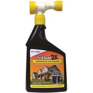 NU CALGON 4372-24 Triclean 2X Concentrate Coil Cleaner