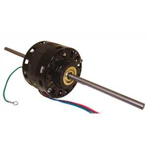 Century OFC1004 OFC1004 DOUBLE SHAFT BLOWER MOTOR, 5 IN., 208 - 230 VOLTS, 1.3 AMPS, 1/8 HP, 1,500 RPM