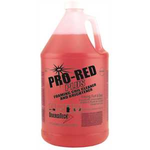 Diversitech PRO-RED+ 1 Gal. Pro-Red Plus Non-Acid Foaming Outdoor Condenser Coil Cleaner, Extra Heavy-Duty