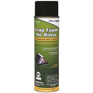 National Brand Alternative 4171-75 Evaporator Foam No Rinse Aerosol